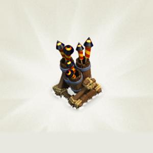 クラクラ対空砲