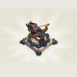 クラクラ巨大クロスボウ