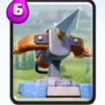 クラッシュロワイヤルカード巨大クロスボウ
